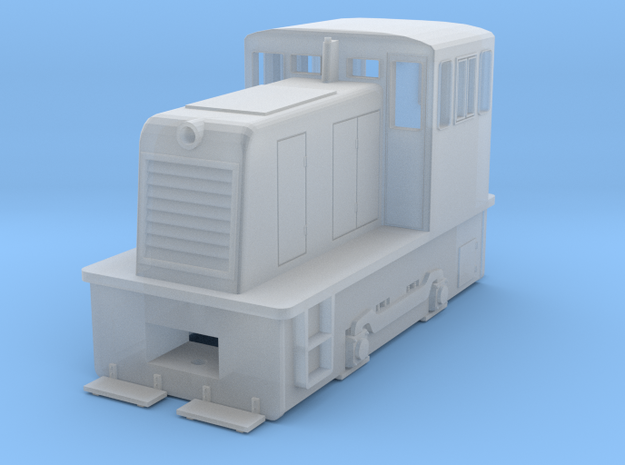 N Scale GE 25 Tonner (Non-Powered) in Smooth Fine Detail Plastic
