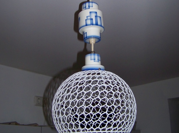 Lamp Shade_6h_1 3d printed