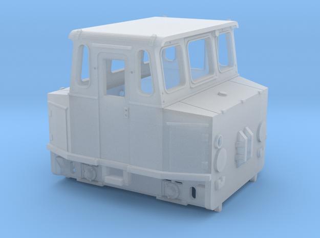 Akkuschlepper TT 3d printed