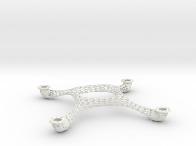 V1 - Scale +10% in White Natural Versatile Plastic