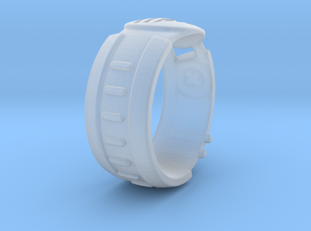 Visor Ring 8 3d printed