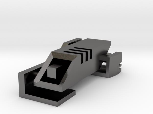 Ingress Portal Key in Polished Nickel Steel