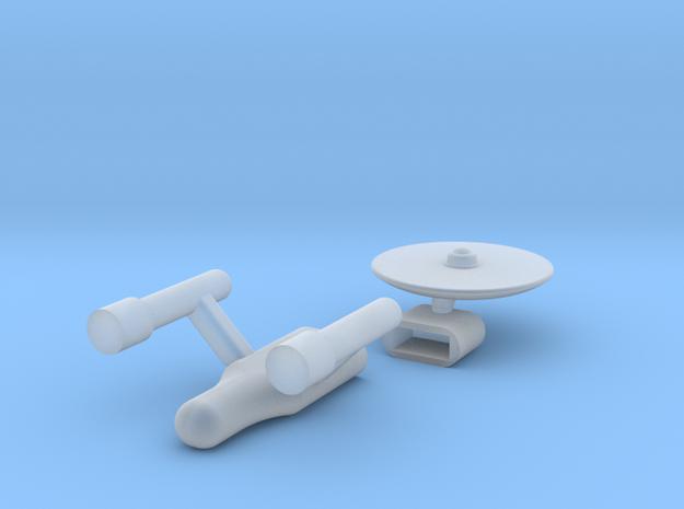 U.S.B. Enterprise in Smooth Fine Detail Plastic