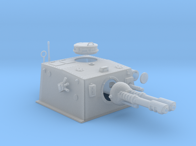 SPG Turret Laser Small --- Downloadable
