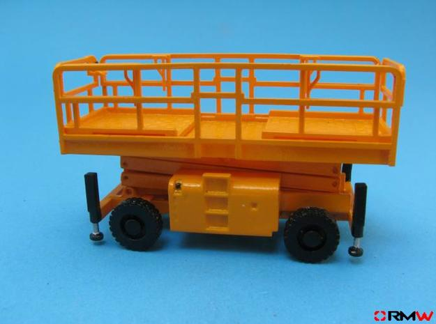 HO/1:87 Aerial working platform kit in Smooth Fine Detail Plastic