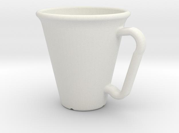 Mug in White Strong & Flexible