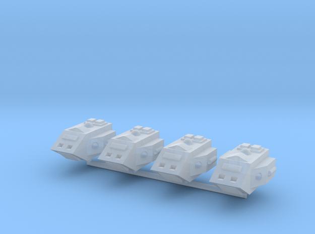 GDH:B101A Beta Series Scoutship (x 4) 3d printed