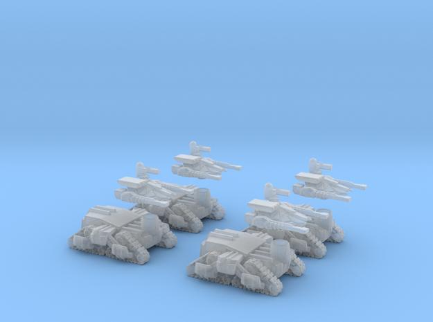 MOD S  Mini Drone Transports Squad Of 4