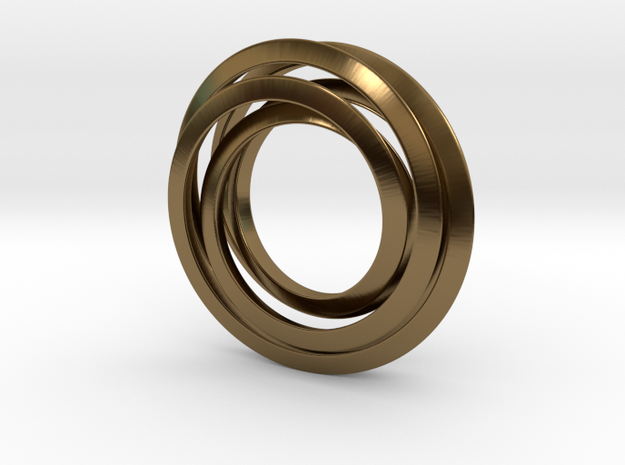 Spiro 3Cm 3d printed