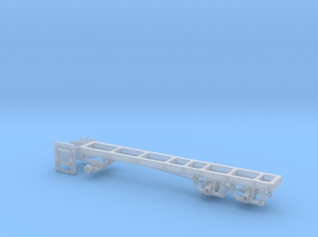 "1/87th Tandem truck frame, 215"" wheelbase"