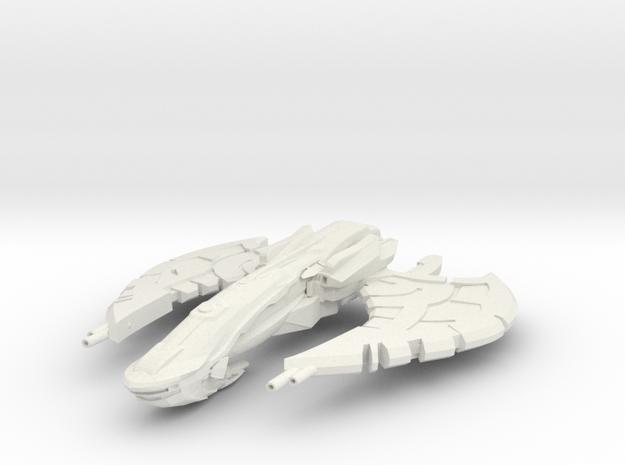 Dennemex Class Refit B Cruiser in White Strong & Flexible