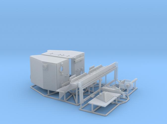 M2 combopack - .30cal & external fueltanks