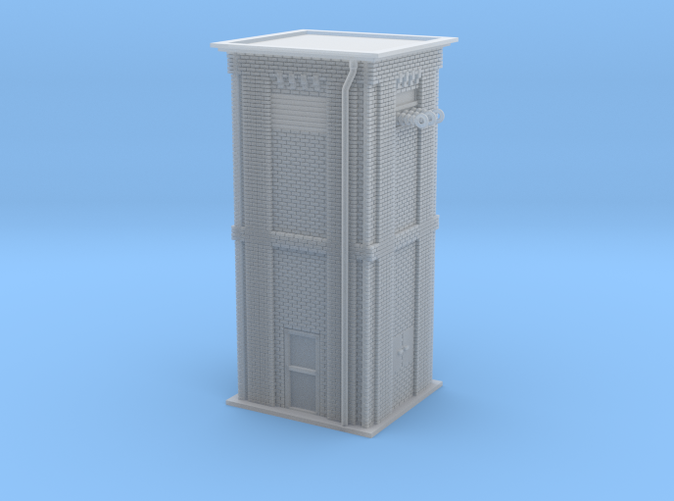 Catenary System Tower Z scale