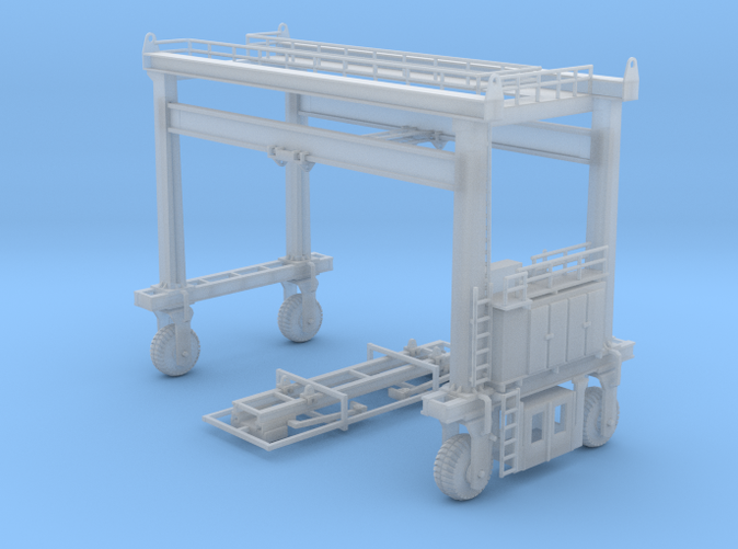 Mi Jack Container N scale