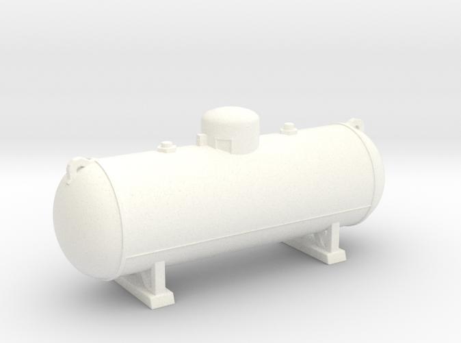 Propane Tank 500 gallon in HO scale (1:87)