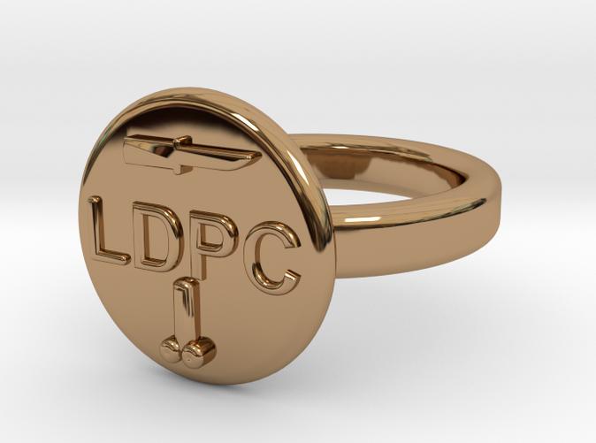 COMMUNITY OF THE LDPC ENGINEERS BRASS RING
