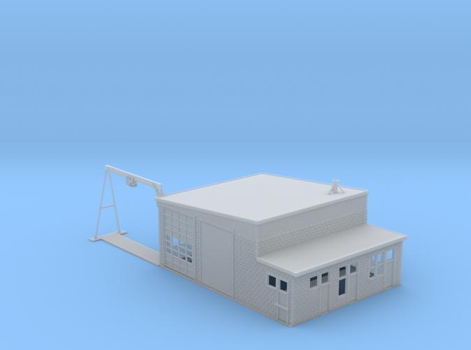 Steve Wilson Facility Work Shop 2 Z scale