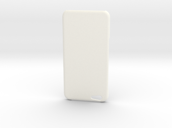 iPhone 6 / 6S simple type case_White