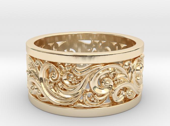 Ornament ring 2