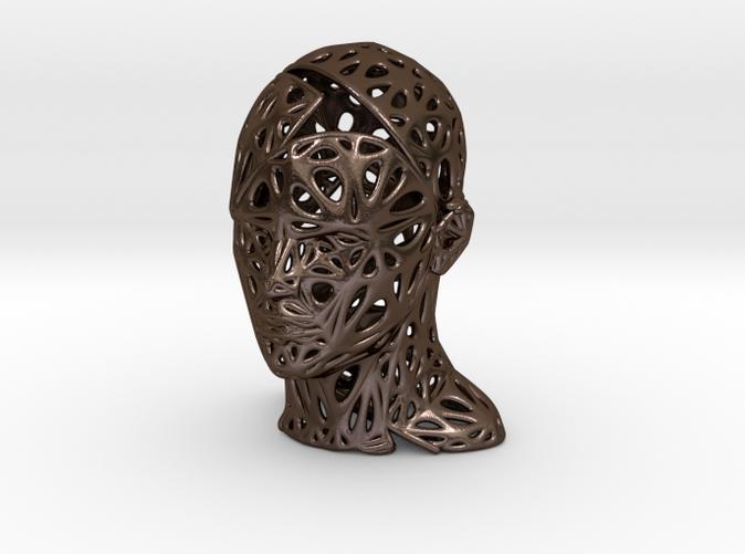 Male Voronoi Head Scale 0.5