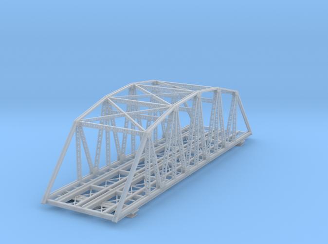 120ft Truss Bridge double track Z scale