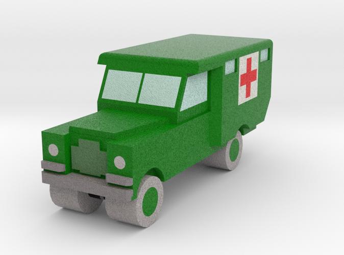 1/285 Land Rover Ambulance