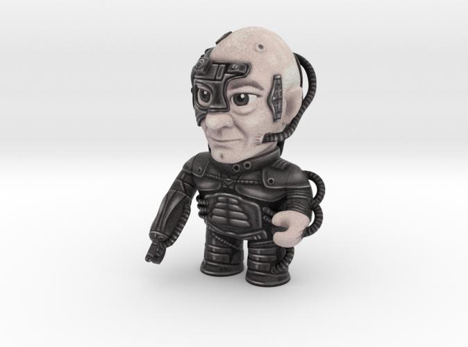 Locutus of Borg! Resistance is futile.