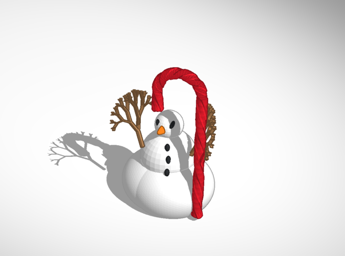 https://tinkercad.com/things/jtCfd8Y0m4M-the-snowman-candy-cane-no-tophat   tinker it here