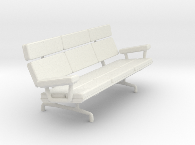 Eames Sofa - Charles & Ray Eames