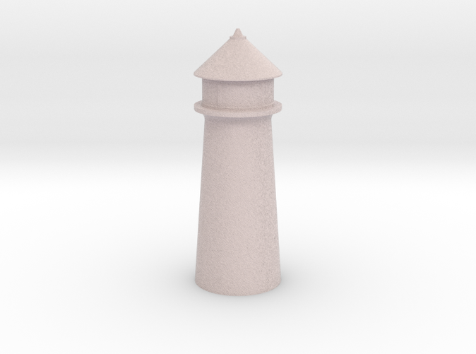 Lighthouse Pastel Light Pink
