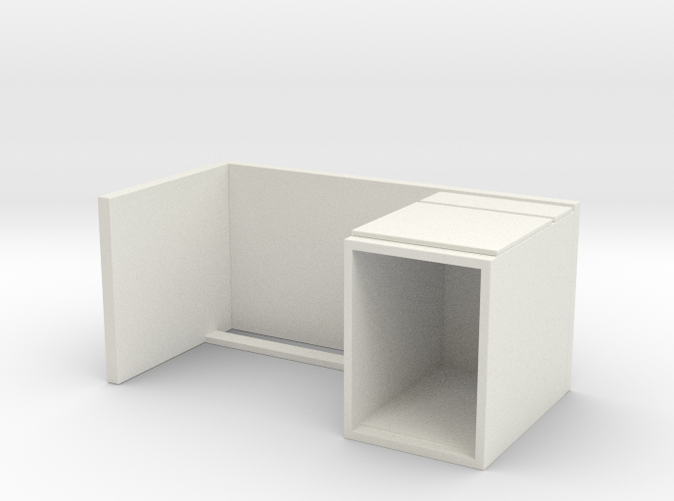 Malm Desk - IKEA