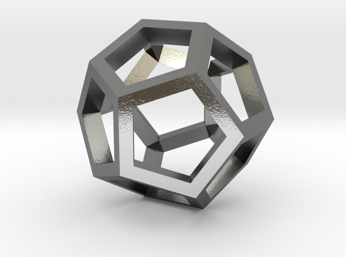 geommatrix dodecahedron