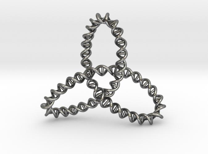 DNA Trinity Knot