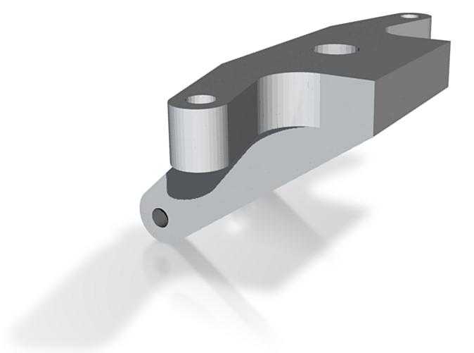 Cub tail wheel bracket