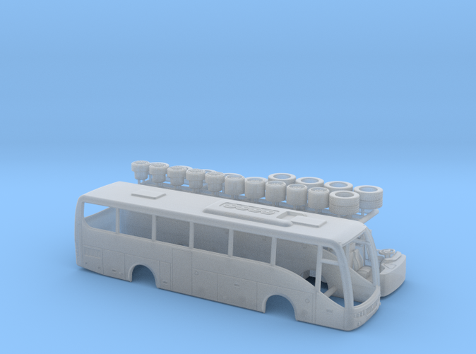 Shapeways Frosted Extreme Detail preview