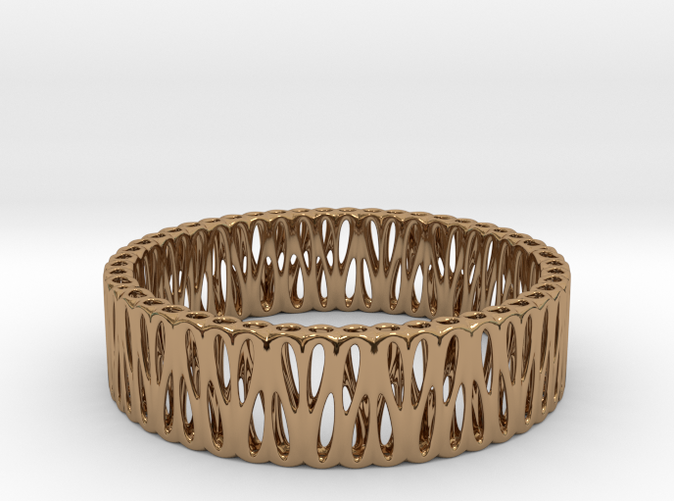 Bi-Organic Bracelet 65mm