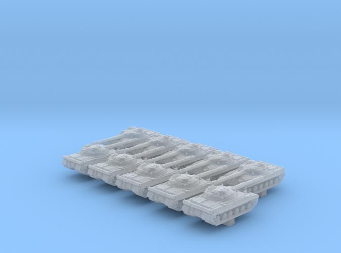 1/700 Russian Object 430 Main Battle Tank x10