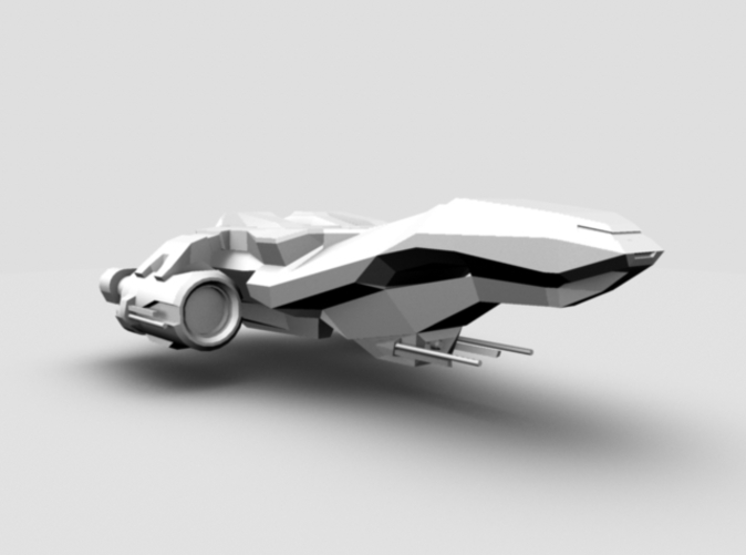 Occlusion Render, Perspective