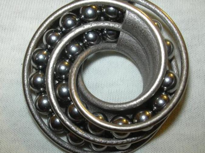 Fitted with 31 x 6mm balls