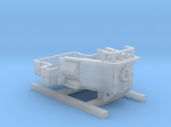 1/350 Scale HMS Walker Refit Bridge