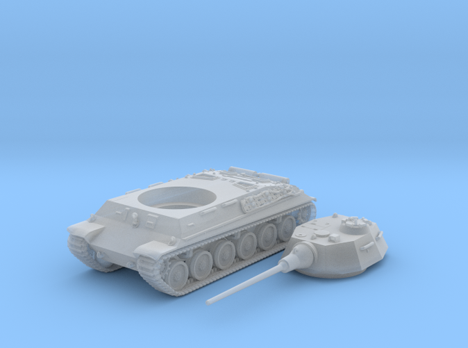 1/144 Czech Škoda T 40 Medium Tank