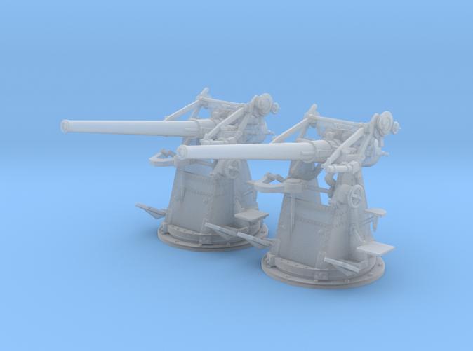 """1/72 12-pdr 3""""/45 (76.2 cm) 20cwt Guns x2"""