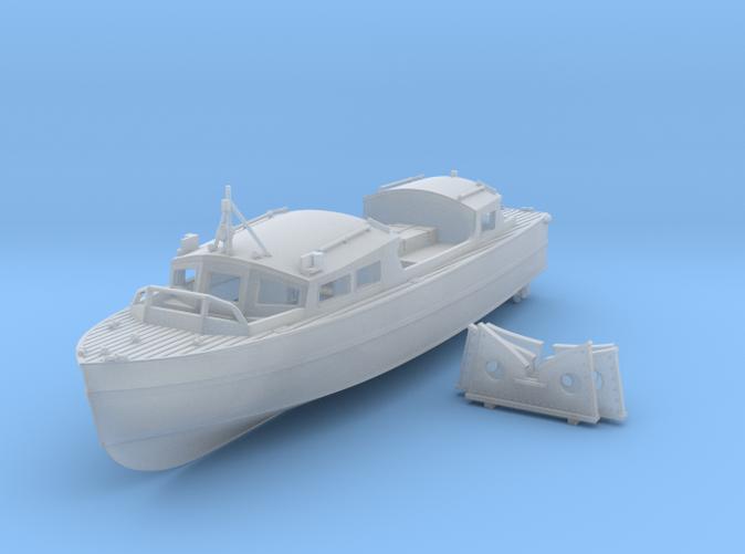 1/96 Royal Navy 35ft Fast Motor Boat