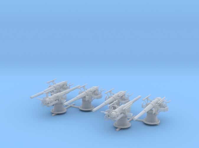 1/100 SMS Emden 10.5cm/40 SK L/40 Guns x6