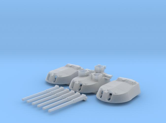 1/700 MKI* HMS Renown Guns 1942