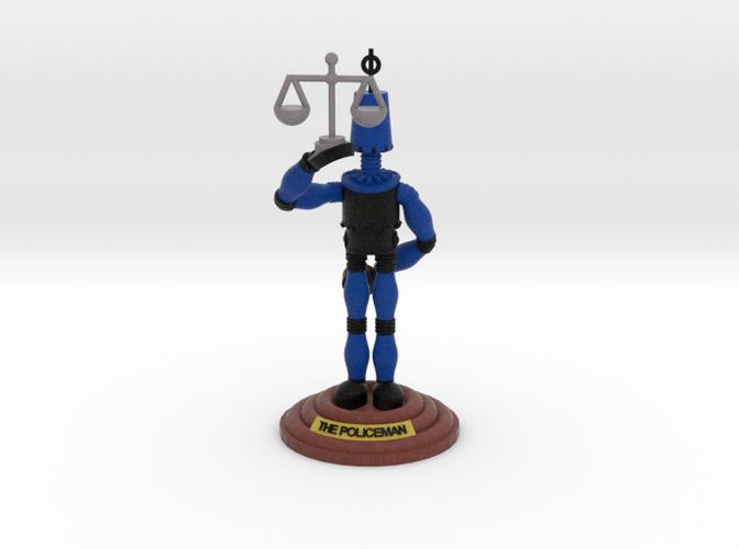 boOpGame Shop - The Policeman