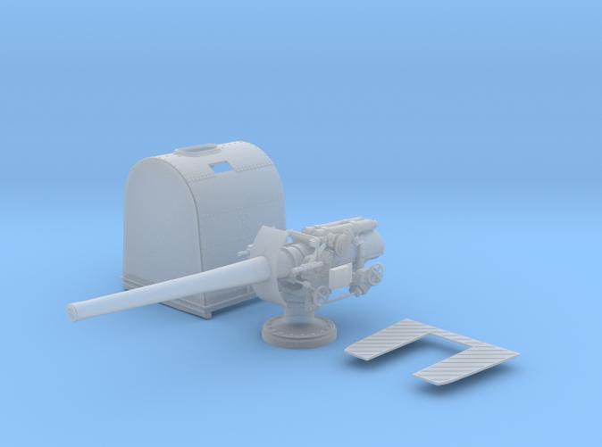 """1/72 Queen Elizabeth Class 6"""" BL Mark XII Deck Gun"""