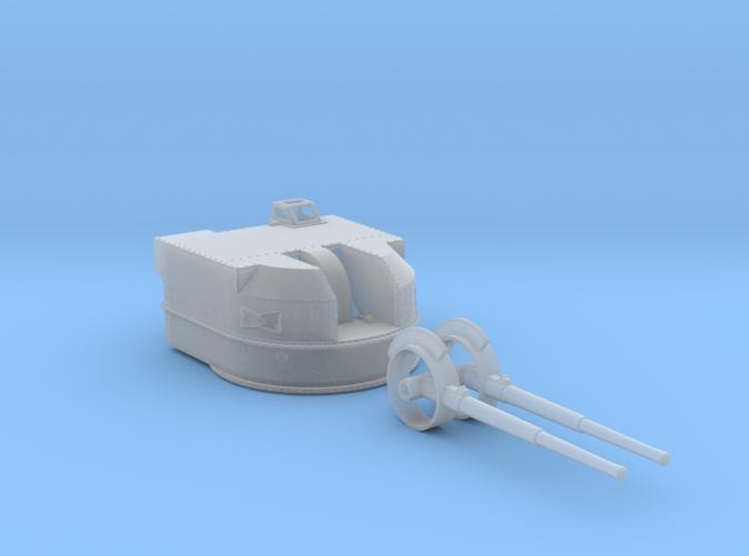 "1/144 Battle Class 4.5""/45 QF MKIV RP10 Gun x1"