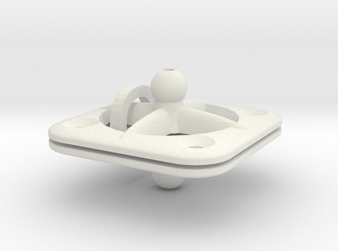 Screw-mount Animation Rig Base for ModiBot