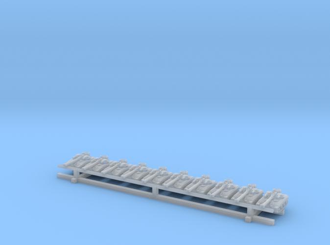 Coude 90/° /Ø 25mm Multitanks